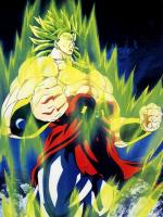 Broly The Saiyan of Legend!